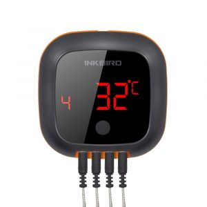 Kamado Kings INKBIRD IBT-4XS thermometer