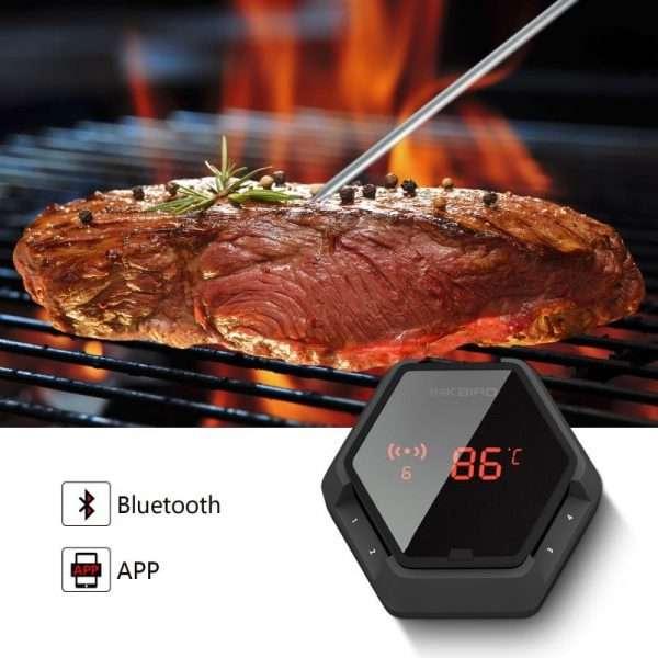 Kamado Kings IBT-6XS 6 probe digital thermometer