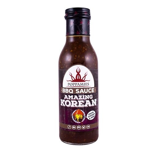 Kamado Kings Poppamies Amazing Korean Grill Sauce 445 g.