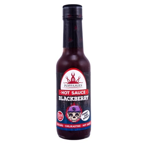Kamado Kings Blackberry sauce-marinade 150 ml