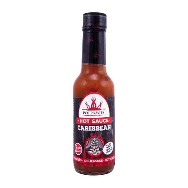 Kamado Kings Carribean Hot sauce-marinade