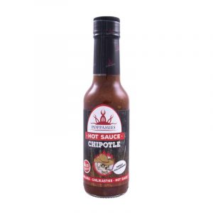Kamado Kings Chipotle hot sauce-marinade 150 ml