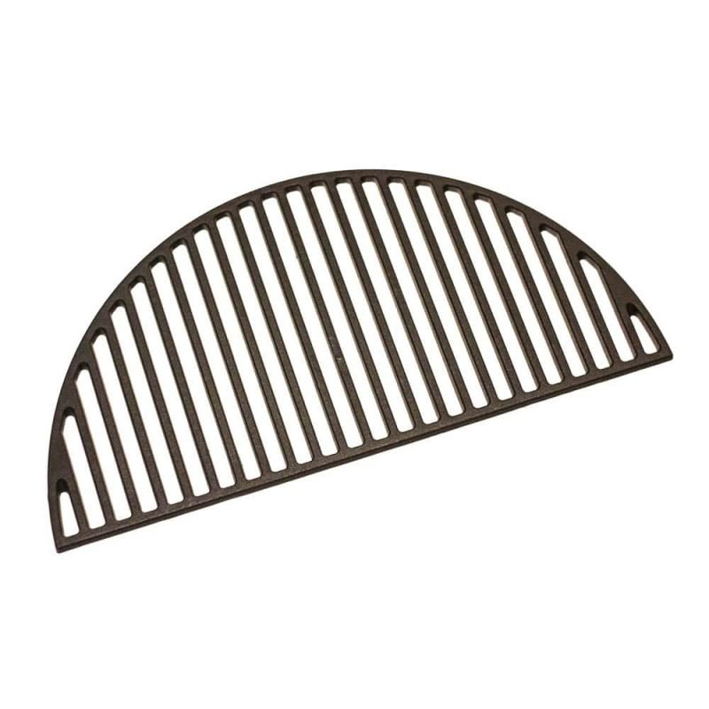 Cast iron grate for multifunctional dual zone system (Limited)