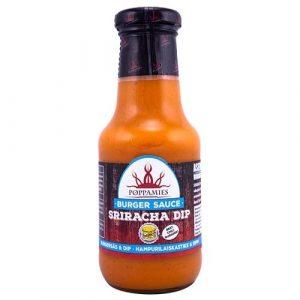 Kamado Kings Sriracha DIP Burger Sauce 320 g.