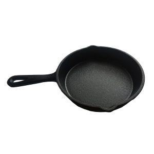Kamado Kings Cast iron frying pan Ø 14cm