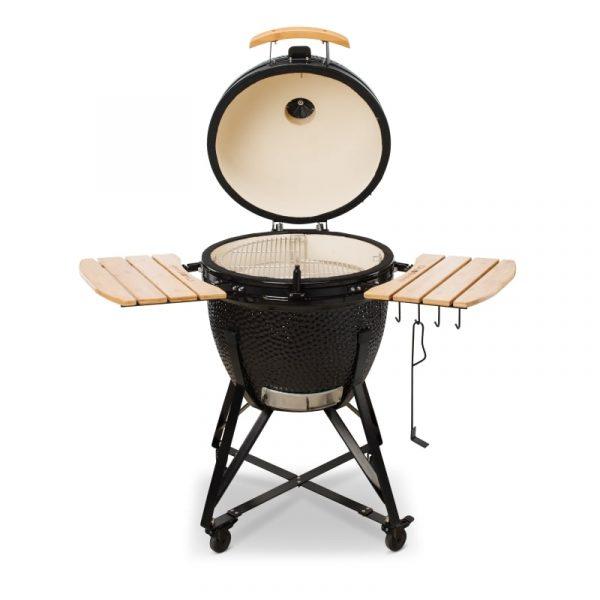 Kamado Bono Grande Ceramic Barbeque Grill 3-min