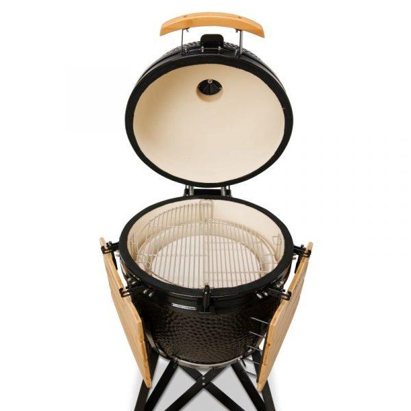Kamado Bono Grande Ceramic Barbeque Grill 5-min