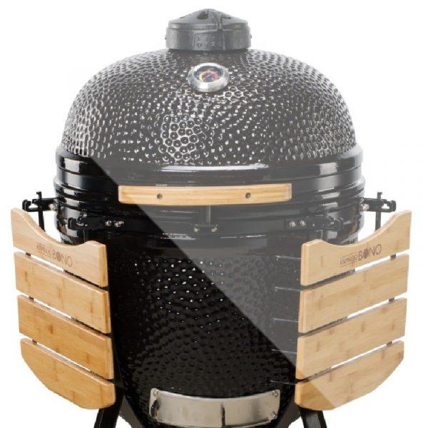 Kamado Bono Grande Ceramic Barbeque Grill 6-min