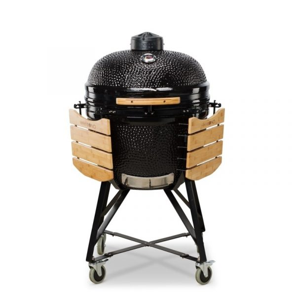 Kamado Bono Grande Limited Ceramic Barbeque Grill 2-min
