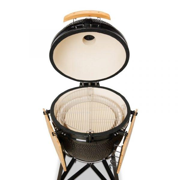 Kamado Bono Grande Limited Ceramic Barbeque Grill 3-min