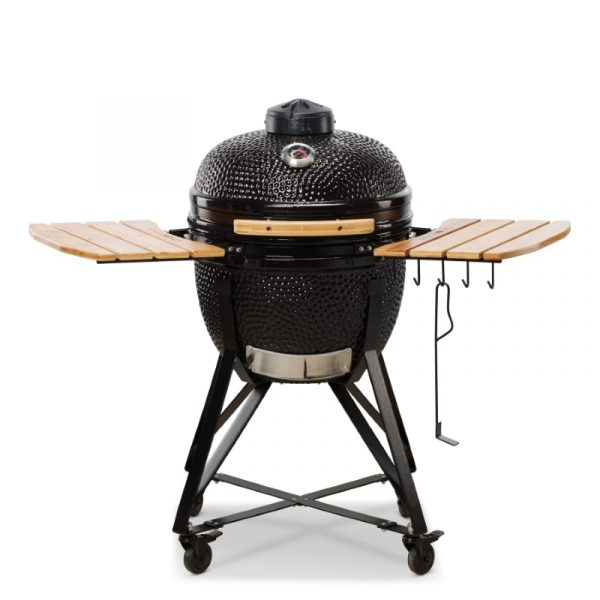 Kamado Bono Media Ceramic Barbeque Grill 1-min