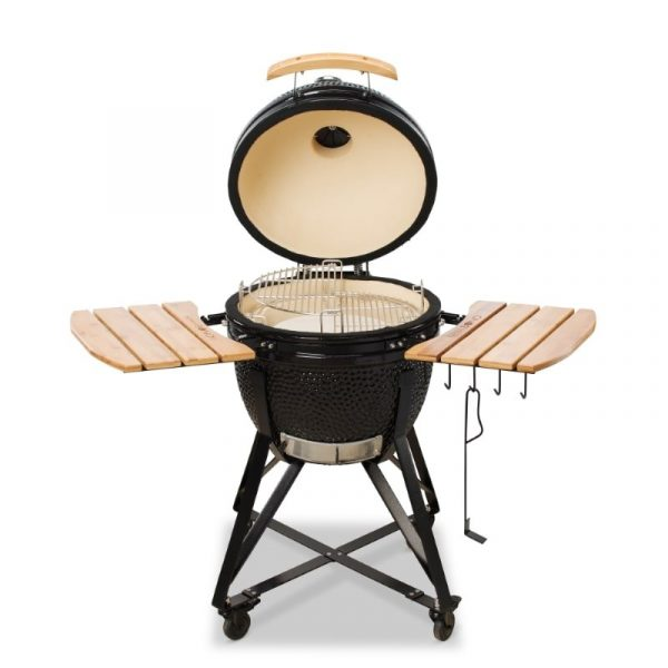 Kamado Bono Media Ceramic Barbeque Grill 2-min