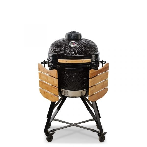 Kamado Bono Media Ceramic Barbeque Grill 5-min