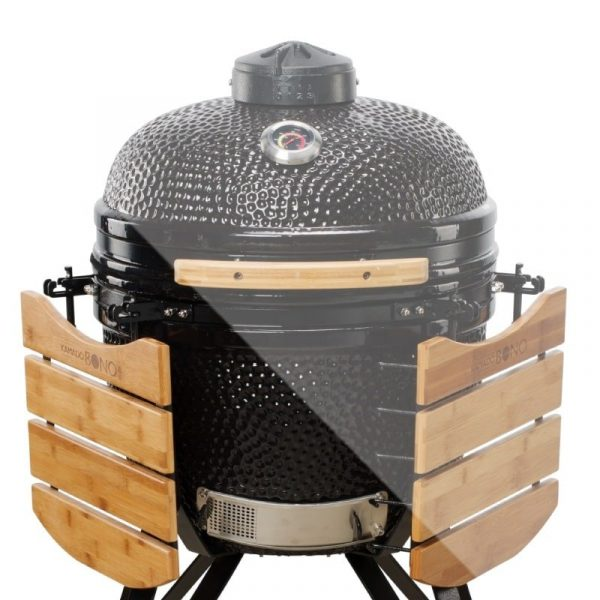 Kamado Bono Media Ceramic Barbeque Grill 6-min