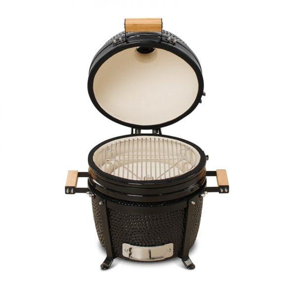 Kamado Bono Minimo Ceramic Barbeque Grill 1-min