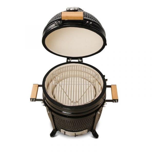 Kamado Bono Minimo Ceramic Barbeque Grill 2-min