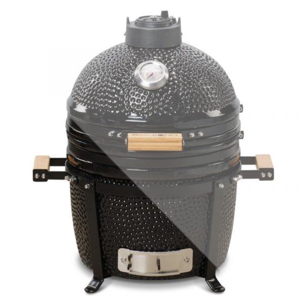 Kamado Bono Minimo Ceramic Barbeque Grill 3-min
