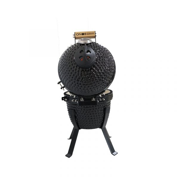 Kamado Bono Picnic Ceramic bbq Picnic Grill Best For Outdoor (3)-min