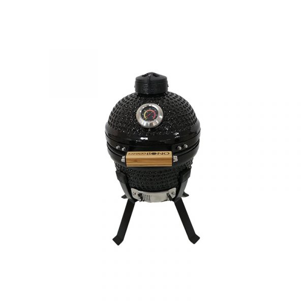 Kamado Bono Picnic Ceramic bbq Picnic Grill Best For Outdoor (7)-min