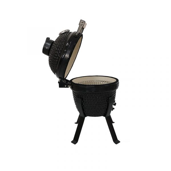 Kamado Bono Picnic Ceramic bbq Picnic Grill Best For Outdoor-min