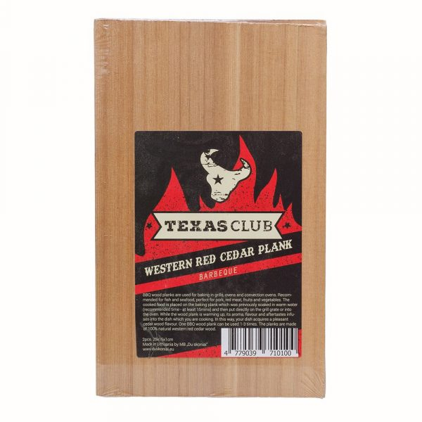 Kamado Kings Western Red Cedar Wood Plank