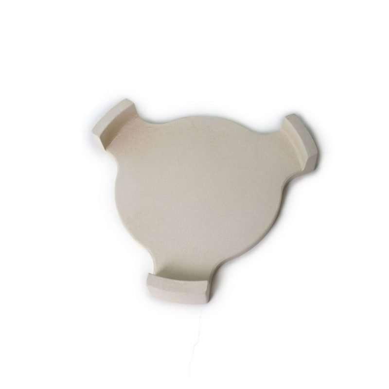 Ceramic heat deflector (For Older Version Grande Grill)