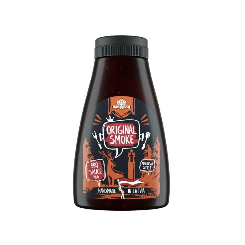 Oak'A Original BBQ classical sauce, 270g.