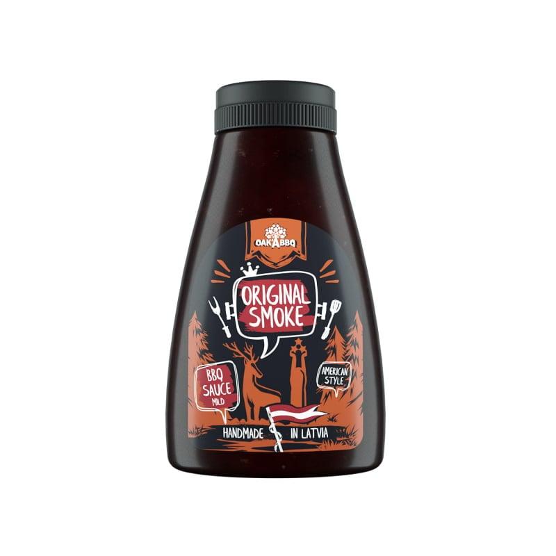 Oak'A Original BBQ classical sauce, 270g.
