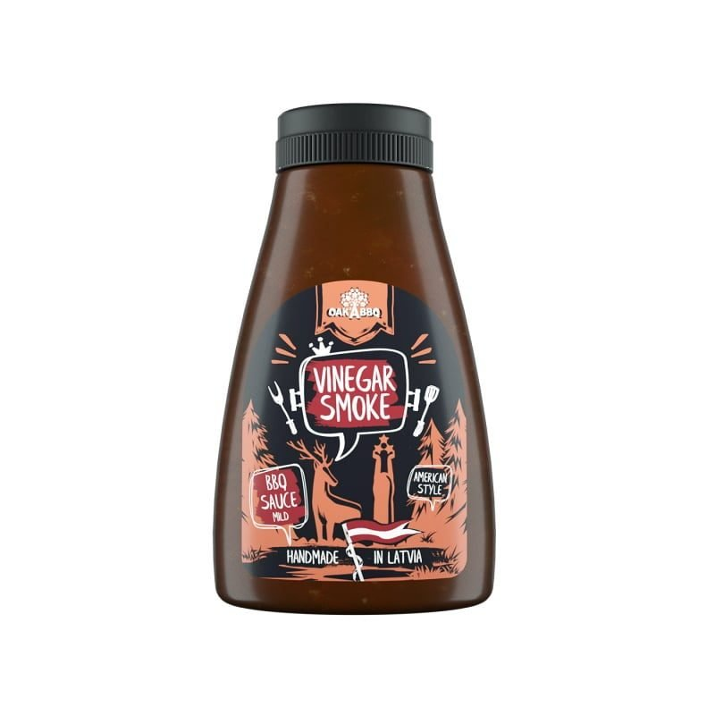 Oak'A Vinegar BBQ Sauce, 270g.