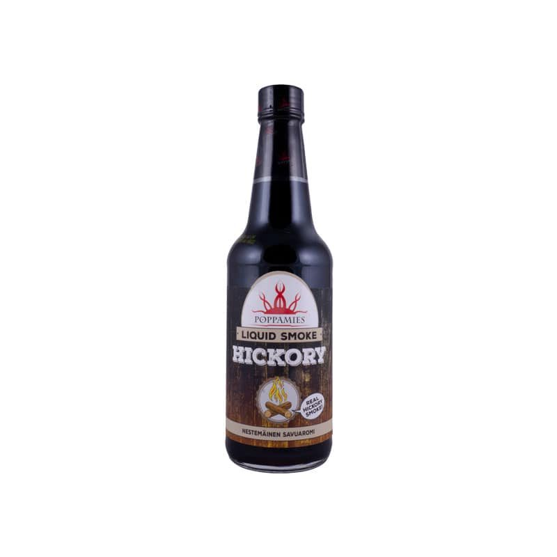 Poppamies Liquid Smoke Hickory, 57 ml.