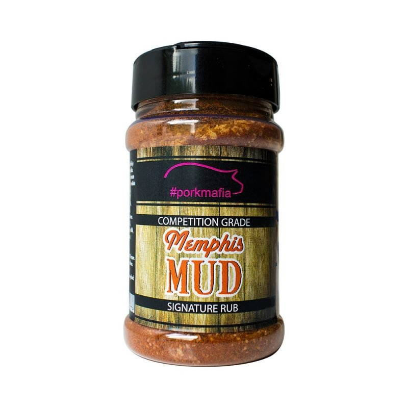 #Porkmafia Memphis Mud RUB seasoning, 280 g.