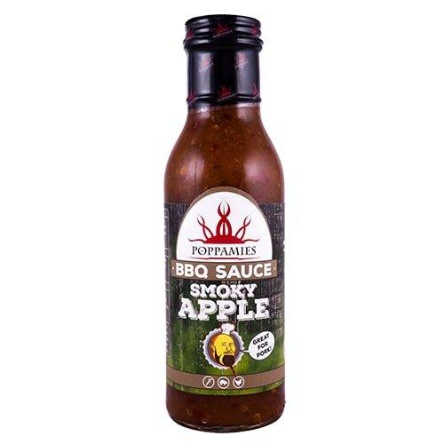 Kamado Kings Poppamies Smoky Apple Grill Sauce 410 g.