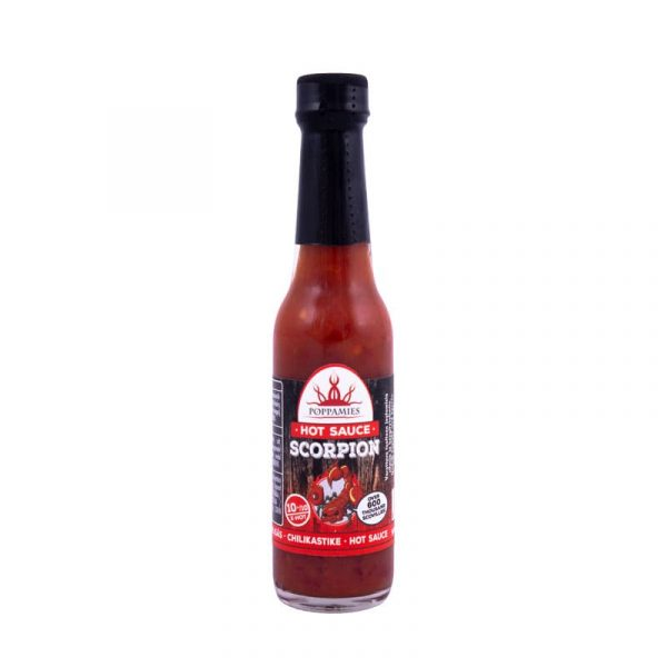 Kamado Kings Scorpion hot sauce-marinade 60 ml