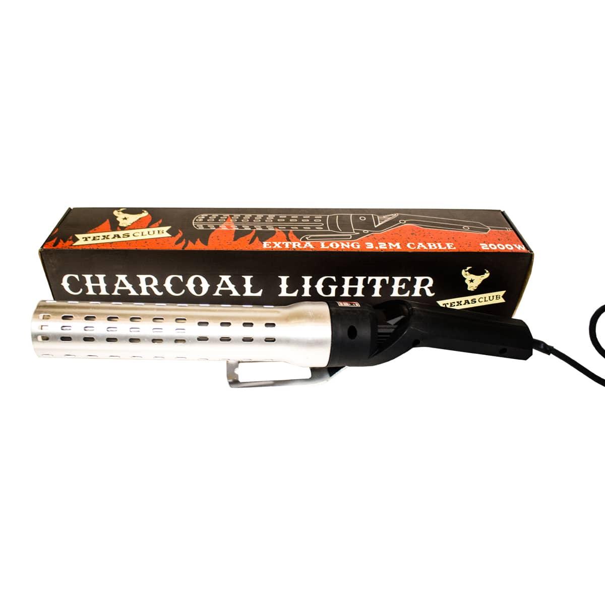 Texas Club LIGHTER, electric lighter.
