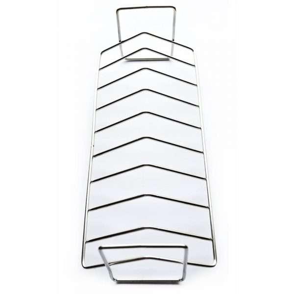 Kamado Kings Stainless steel rib rack
