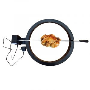 Kamado Kings Grande Limited skewer (rotisserie)