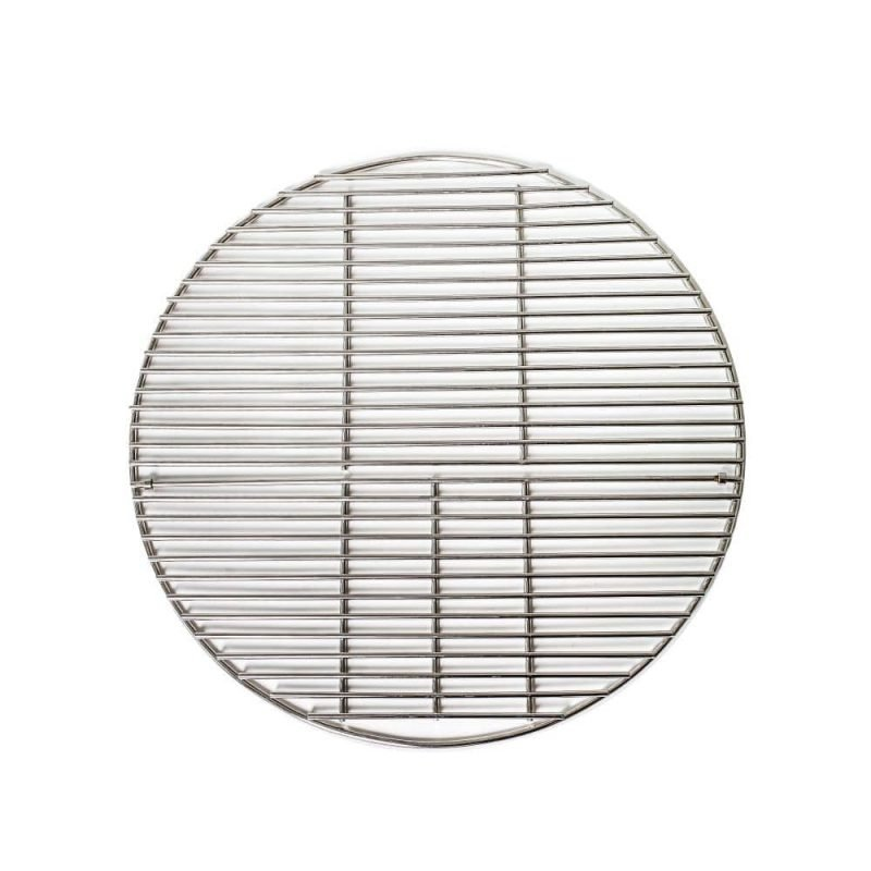 Stainless steel grill grate (Media)