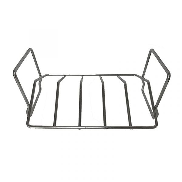 Kamado Kings Stainless steel rib rack (Minimo/Media)