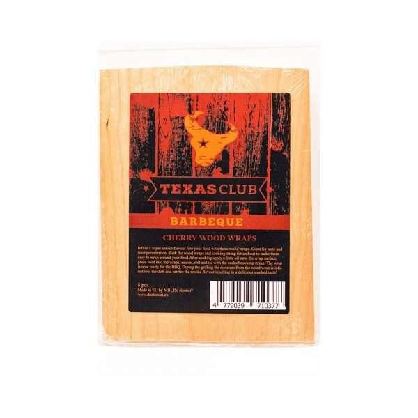 Kamado Kings BBQ Wrap cherry wood paper