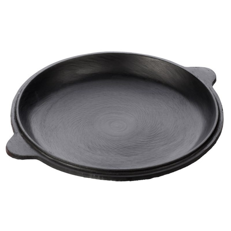 Cast iron pan – lid, 35 cm. (Minimo/Media/Grande/Limited)