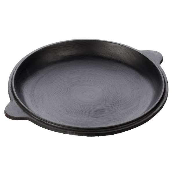 Kamado Kings Cast iron pan – lid, 35 cm. 1