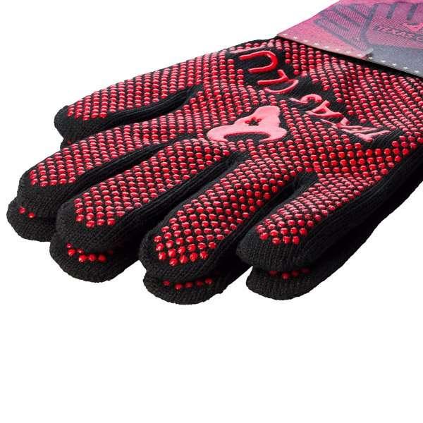Kamado Kings Heat resistant Texas Club Gloves 2