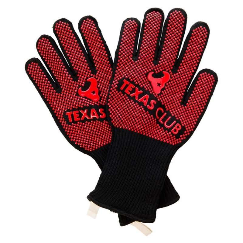 Texas Club Heat-resistant Gloves