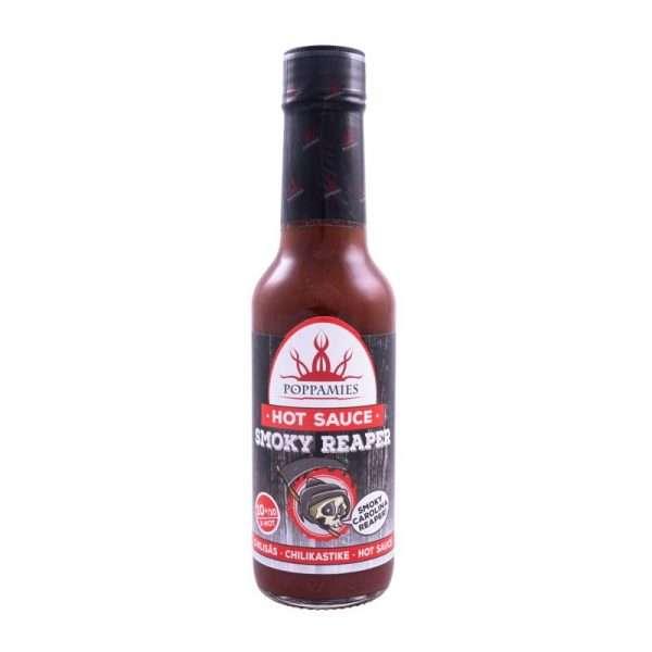 Kamado Kings Poppamies Smoky Reaper Chilli Sauce