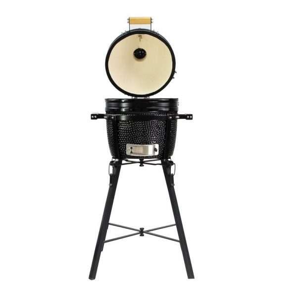 Kamado Bono Kamado Kings Minimo Easy Assembly Kamado Bono Grill Minimo Stand