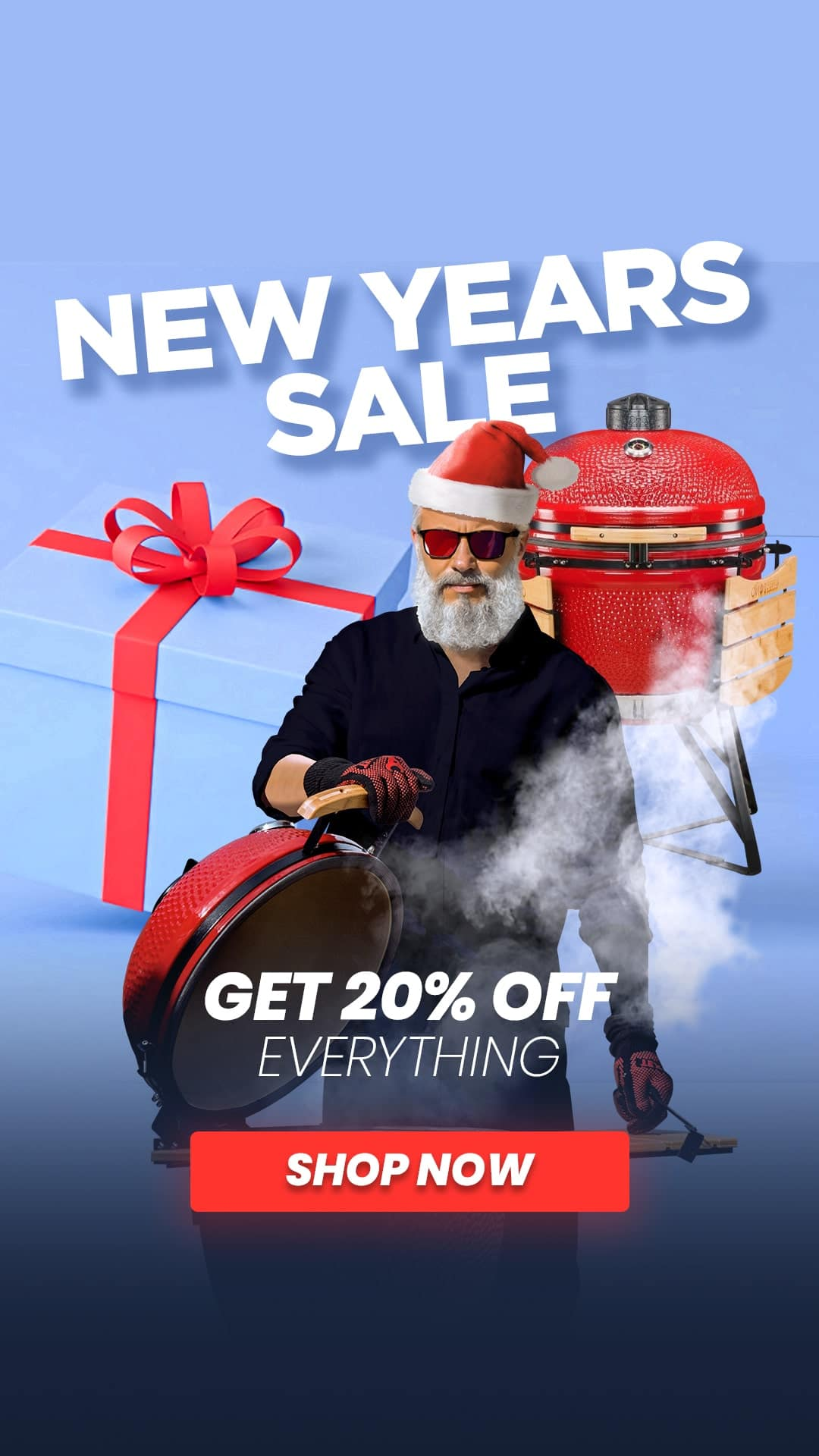 Boxing day/Year-end sale!