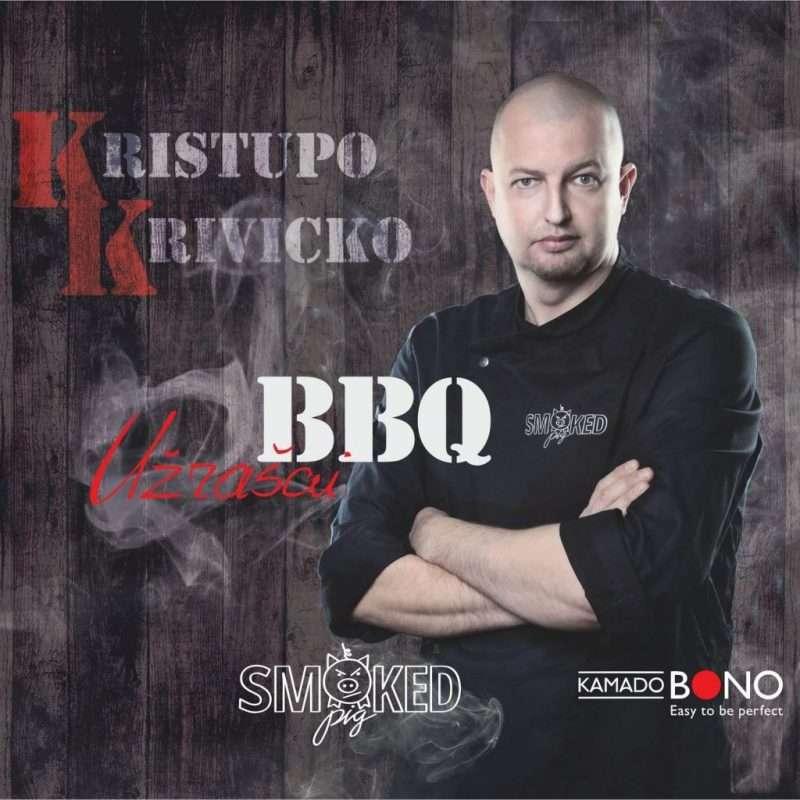 "Kristupo Krivicko ""BBQ užrašai"" (Lithuanian Language)"