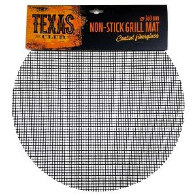 Texas Club non-stick grill mat, 36cm