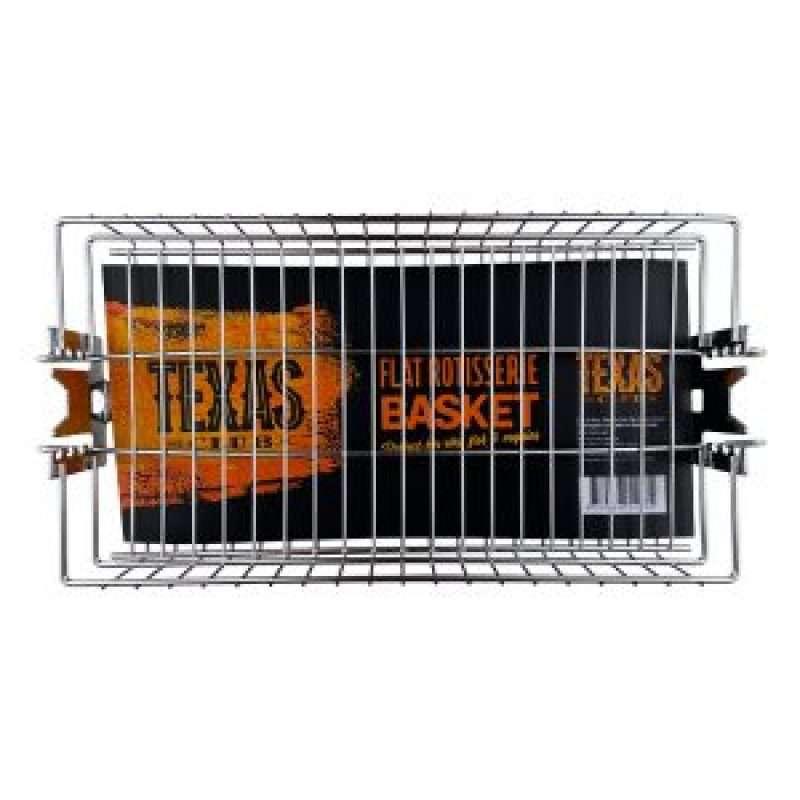 Flat grate, rotisserie accessory (Media/Grande/Limited)