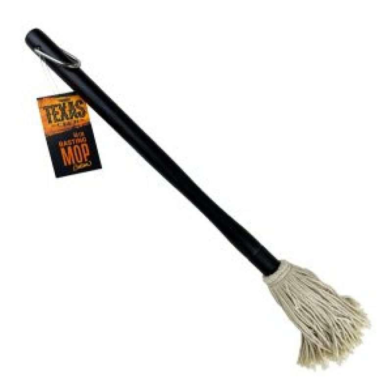 Cotton BBQ brush, 46 cm.